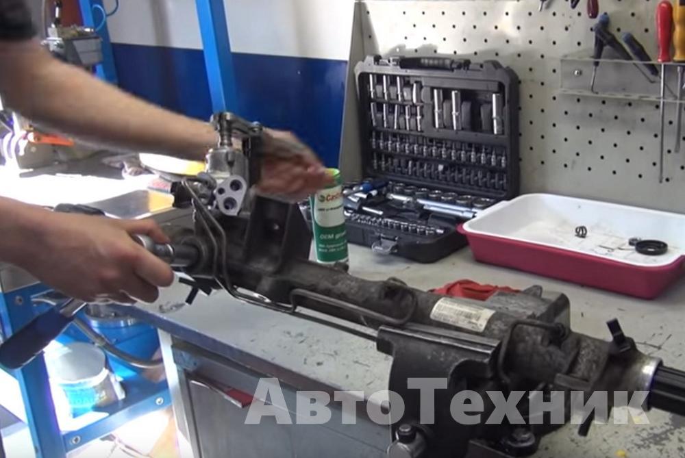ремонт рулевой рейки в Смоленске