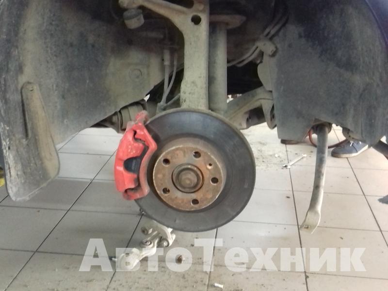 Ремонт подвески Ауди А4