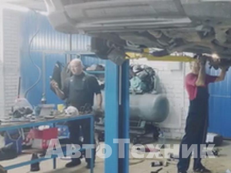 ремонт подвески ниссан